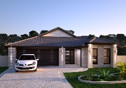 The Hazelwood is a 4 bedroom home.