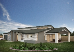 The Greenmount is a 4 bedroom home.